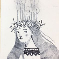 Abigail Halpin | Saturday sketchbook.