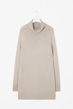 COS | Cashmere roll-neck tunic