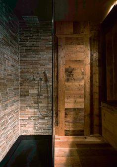 108 meilleures images du tableau Chalet Salle de Bain en ...