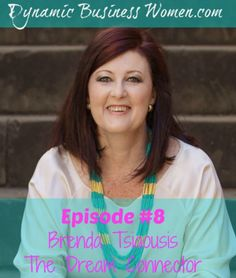 """Turning your dreams into reality! In this podcast episode Brenda and Michele talk about;  Starting a new life in a new country Tips on building up your business with very little money Do you really need a website to start off with? The importance of connecting with like-minded people Business tools Brenda can't live without """"There is no such thing as work/life balance, insteads its a work/life blend"""""""