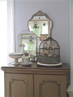 Chateau Chic: Our Home As Seen Through Reflections, Part II
