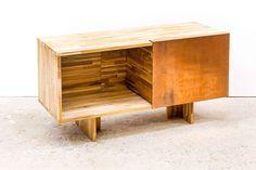 mobile, wood, corten, inspiring