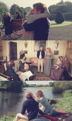 Fanny + William Price Mansfield Park (2007)