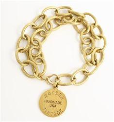 Maximal Art Pin Brooch Gold Valentines Day Album of Love Crown Vintage John Wind