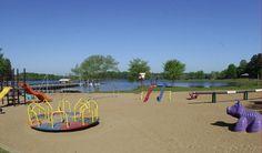Lunga Park, MCB Quantico, VA.