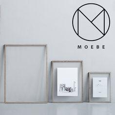 Moebe Frames in A2 A3 A4 en A5 formaat verkrijgbaar in onze winkel Mooi concept : het elastiek rondom zorgt ervoor dat alle delen bij elkaar blijven, en is tegelijkertijd de ophang van het frame.