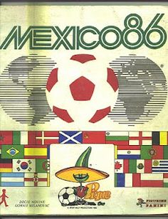 """FIFA Soccer World Cup 1986. Argentina beat Germany 3-2 in the final. The infamous 'Hand of God"""" goal scored by Maradonna during the England game was also part of this World Cup."""
