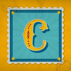 #36DaysOfType #Typography #Letters #Lettering #Type #Illustration #Carnival #CarnivalFont #Circus #CircusFont #CircusType #CarnivalType Carnival Font, Circus Font, Lettering, Typography Letters, 36 Days Of Type, Letters And Numbers, Words Quotes, Illustrators, Type Illustration