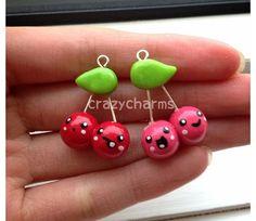 Cherry Love! polymer clay