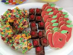 """Photo 51 of 52: The Very Hungry Caterpillar, by Eric Carle / Baby Shower/Sip & See """"Olivia's Very Hungry Caterpillar Baby Shower""""   Catch My Party"""