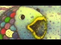 Pre k ocean on pinterest ocean themes preschool ocean for Rainbow fish and the big blue whale