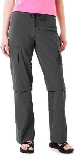 Convertible hiking pants/shorts... $75