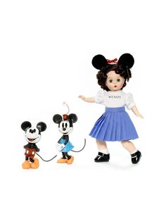 "Mouseketeer Wendy 8"" Doll by Madame Alexander on Gilt.com"
