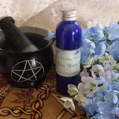 Blue Water out baneful spirits  banish enemies  by TheShabbyWitch, $7.99