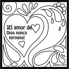 20 Best Spanish Bible Coloring Pages images | Bible, Bible ...