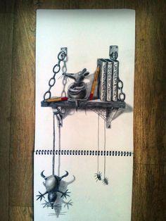Artwork by Ramon Bruin (JJK Airbrush) | JJK Airbrush on Facebbok
