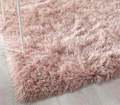 Dazzle - Blush Pink Rugs | Modern Rugs