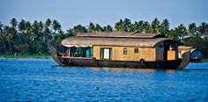 A picture of a house boat at Kuttanadu, Alappuzha - Kerala, shared by our fan ShutterBug Asmi
