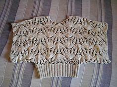 Hairpin Lace Patterns, Hairpin Lace Crochet, Irish Crochet Patterns, Basic Crochet Stitches, Thread Crochet, Sewing Patterns Free, Crochet Designs, Knitting Designs, Crochet Beach Dress