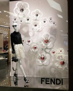 "FENDI, Bangkok, Thailand, ""Never Stop Dreaming"", photo by Joy Ly, pinned by Ton van der Veer"