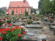 Nuremberg - Johannisfriedhof Nurnberg Cemetery Bruckenstrasse 9, 90419 Nuremberg, Bavaria, Germany