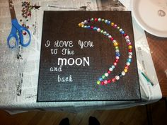 Gamma phi beta craft. Make gifts for my little!