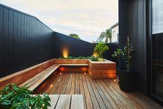 Blessington — Peachy Green Landscaping With Rocks, Modern Landscaping, Backyard Landscaping, Backyard Designs, Backyard Ideas, Garden Ideas, Outdoor Areas, Outdoor Rooms, Outdoor Living