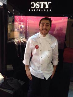 #jordiroca #csty #uniformeshosteleria #chefs