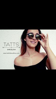 We ❤️ TATTS BARCELONA  #cute #jewellery #joyas #accesorios #summer #verano #girls #barcelona  www.tattsbarcelona.com