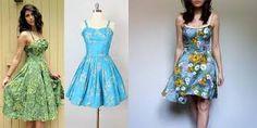 Bilderesultat for vintage klær for kvinner