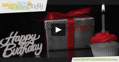 """Happy Birthday! wundervolles Geburtstagsvideo mit zauberhaften Geburtstagslied – """"zum Geburtstag viel Glück""""."""