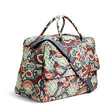 98f8e9f87d1 Grand Traveler Travel Bag in Nomadic Floral   Vera Bradley Cute Bags, Bag  Making,