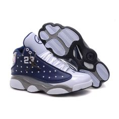 063e6820f5adce Air Jordan Retro 13 Shoes Navy Grey White  56 Nike Air Jordan 11