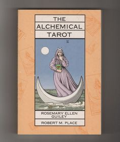 The Alchemical Tarot Book, Rosemary E. Guiley, Antique Alchemy