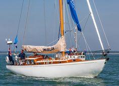 C A Nicholson 42 ft Bermudian Sloop 1960
