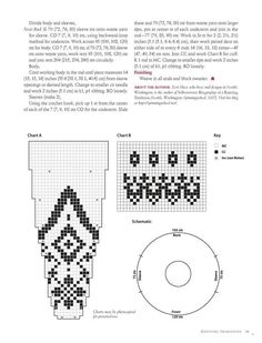 from Knitting traditions fall 2011 Todo List, Charts, Knitting Patterns, Traditional, Fall, Fair Isles, Crochet Dresses, Mittens, Book