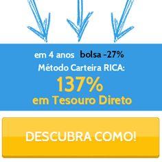 Curso de Tesouro Direto - Carteira Rica - http://infogeranegocios.blogspot.com.br/2014/04/curso-de-tesouro-direto-carteira-rica.html