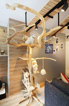 Insane Tips Can Change Your Life: Cat Furniture Tree cat food can. Cat Walkway, Cat Castle, Diy Cat Tree, Cat Trees, Cat Climber, Cat Shelves, Cat Playground, Cat Urine, Cat Enclosure