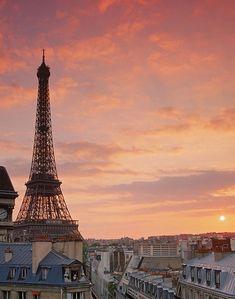 Paris morning ♡