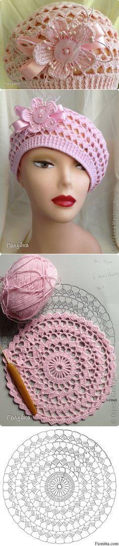Pink hat, liveinternet.ru