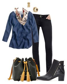 """""""wearing 12.12.15"""" by busyvp on Polyvore featuring Ann Taylor, J.Crew, Kate Spade, Dooney & Bourke, Zara and Lord & Taylor"""
