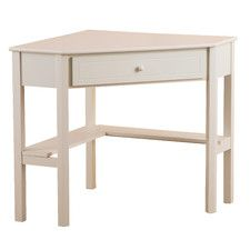 Half Moon Corner Writing Desk