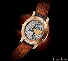 Chopard LUC XP Urushi – Year Of The Rooster Limited Edition #chinesenewyear #Fashion #Luxury