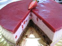 Cheesecake cu capsuni, Rețetă Petitchef