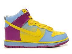 sale retailer 3e011 7576e Ice Cream Nike Dunks Colorful Sports Shoes For Girls Sports Shoes For  Girls, Girls Shoes
