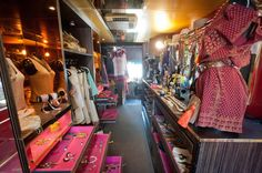 airstream trailer converted into retail space - Google Search
