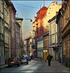 Morning, Lviv, Ukraine - Львів - Україна