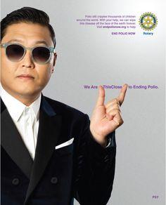 rotary international - Estamos Así de cerca, para Erradicar el Polio del Mundo. Club Rotario Bella Vista Santo Domingo Inc.