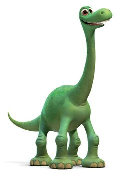 "Arlo from ""The Good Dinosaur"" great for a cake topper"