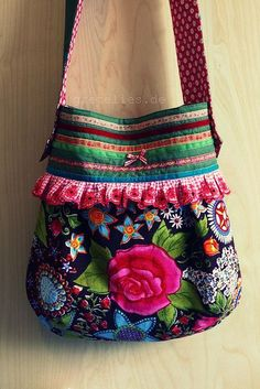 Cute bag and pattern